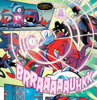 Dark Arm Power - Sonic Cannon