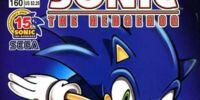 Archie Sonic the Hedgehog Issue 160