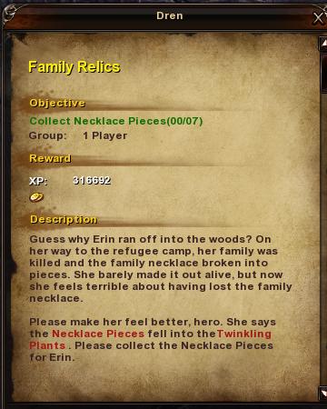 163 Family Relics