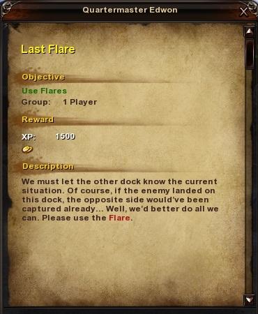 33 Last Flare