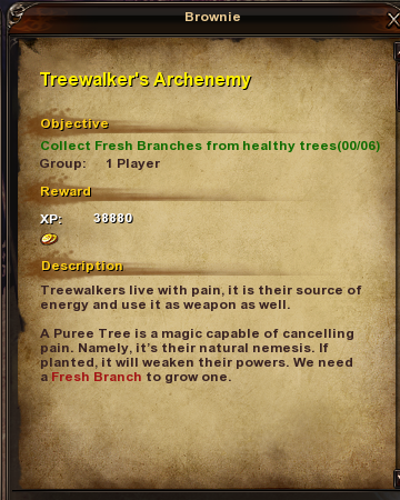 129 Treewalker's Archenemy
