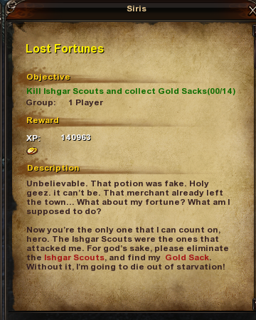 107 Lost Fortunes