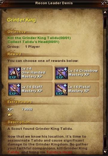 112 Grinder King