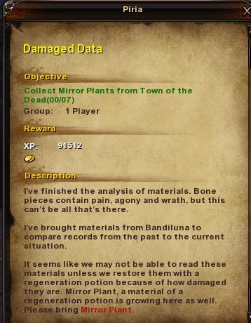 24 Damaged Data