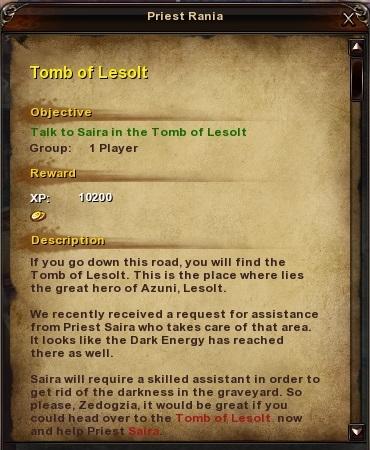 146 Tomb of Lesolt