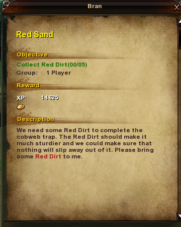 94 Red Sand