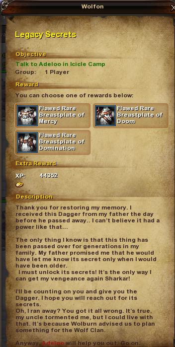 42 Legacy Secrets