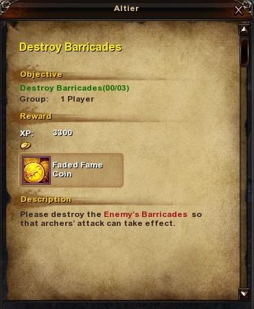 26 Destroy Barricades 2
