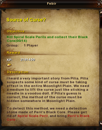 51 Source of Curse