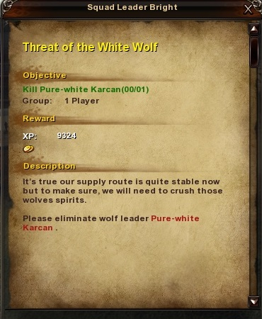 52 Threat of the White Wolf