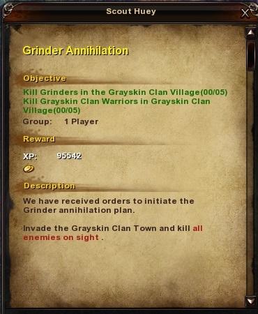 84 Grinder Annihilation