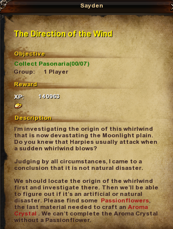 89 The Direction of the Wind