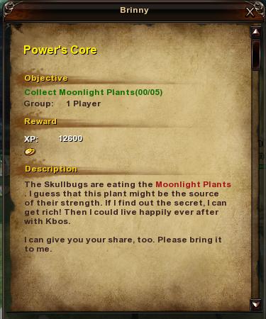 61 Power's Core