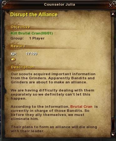 81 Disrupt the Alliance