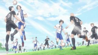 The new enoshima soccer club