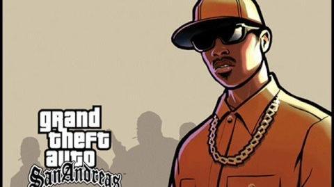 GTA San Andreas CJ rap