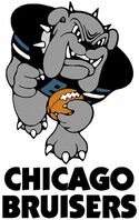 Chicago Bruisers Logo