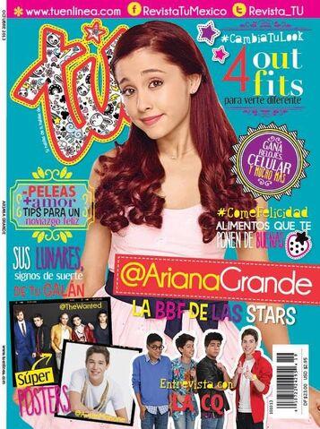 File:Ariana Grande on Tu Magazine Oct 2013.jpeg