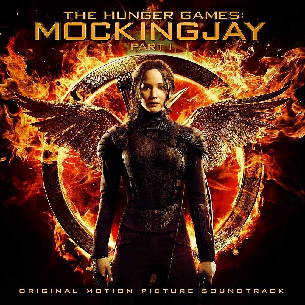 Image - The Hunger Games Mockingjay Part 1 Soundtrack.jpg   Ariana ...