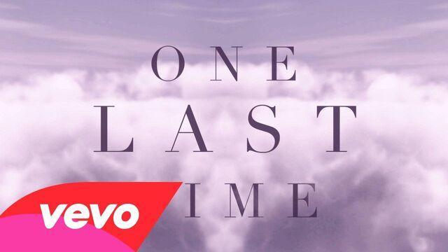 File:One Last Time Lyric VEVO.jpg