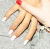 Heart-on-finger