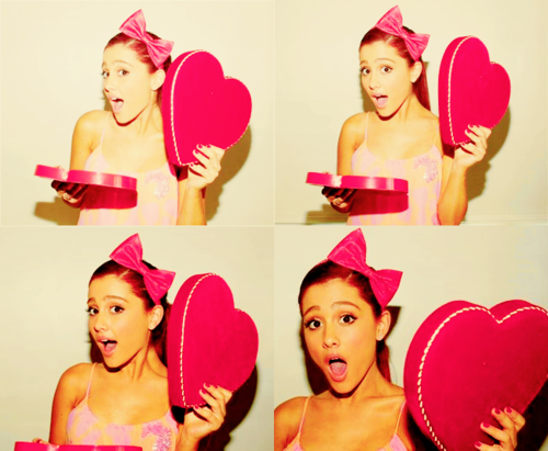 File:Ariana with valentines heart.png