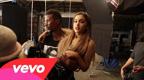 Love Me Harder Behind The Scenes
