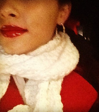 File:Ariana With Her Red Lipstick.jpg