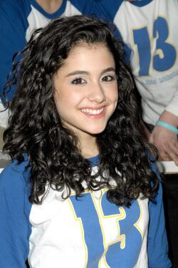 Ariana-with-shoulder-length-curls