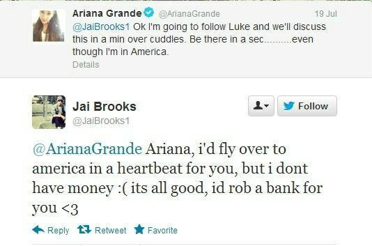 File:Jai's tweet to Ariana.jpg