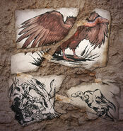 Mystery Creature 3 (Vulture)