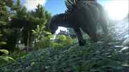 ARK-Stegosaurus Screenshot 004