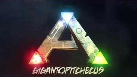 Spotlight Gigantopithecus!