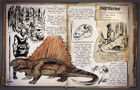 40 - Dimetrodon