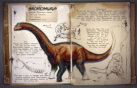 Dossier Brontosaurus