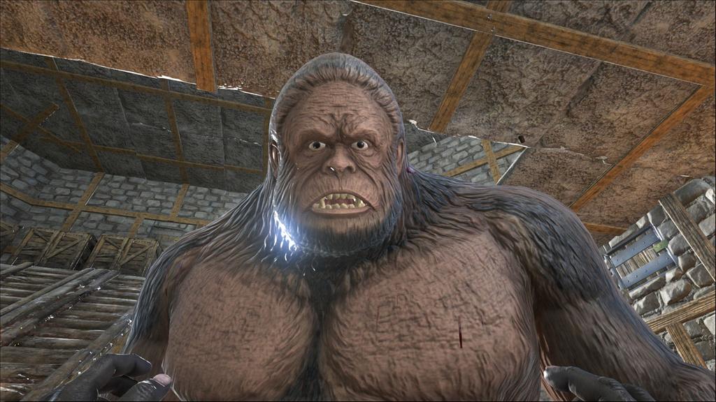 Gigantopithecus Image - ARK-Gigantopit...