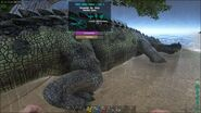 ARK-Sarcosuchus Screenshot 004
