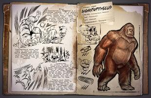33 - Gigantopithecus