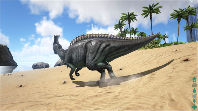 File:ARK-Parasaurolophus Screenshot 001.jpg