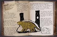 Fanmade Thylacoleo Dossier