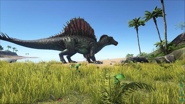File:ARK-Spinosaurus Screenshot 004.jpg