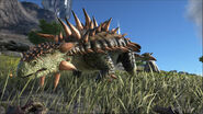 ARK-Ankylosaurus Screenshot 004