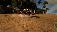 Ankylosaurus Screenshot 002