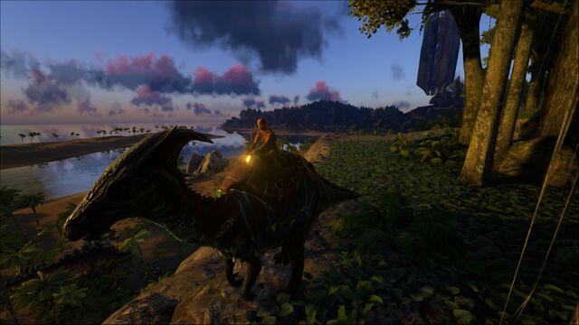 File:ARK-Parasaurolophus Screenshot 005.jpg