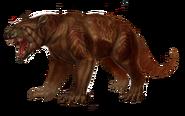 ARK-Thylacoleo Carnifex Art