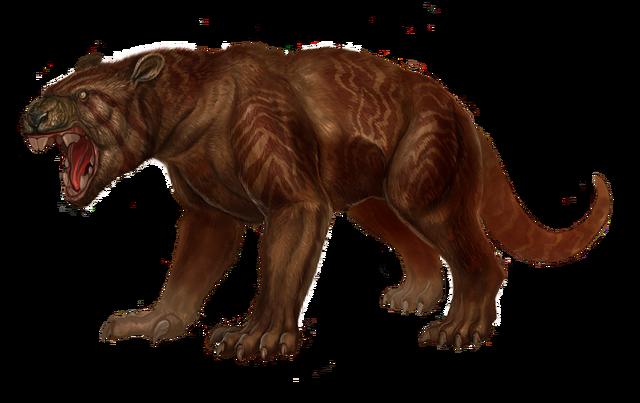 File:ARK-Thylacoleo Carnifex Art.png