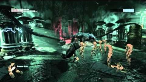 Batman Arkham City, Final Boss Fight vs Clayface And Ending