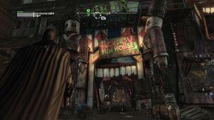 Harley funhouse