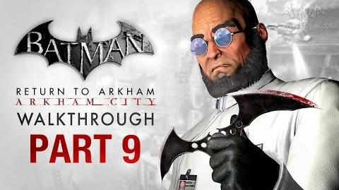 Batman- Return to Arkham City Walkthrough - Part 9 - Protocol Ten