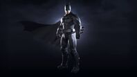 Batsuit Origins